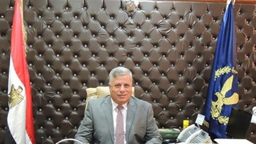 اللواء أحمد عتمان، مساعد الوزير مدير أمن المنوفية،
