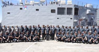 انطلاق التدريب البحرى المشترك Phoenix Express-2021 بتونس بمشاركة مصر